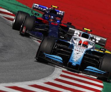 Formuła 1. Robert Kubica poirytowany pytaniem dziennikarza po GP Austrii