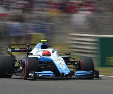 Formuła 1. Robert Kubica rozbił samochód w kwalifikacjach przed GP Azerbejdżanu, najszybszy Valtteri