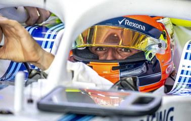 Formuła 1. Robert Kubica: Skupiałem się na tym, co czeka nas w przyszłym roku