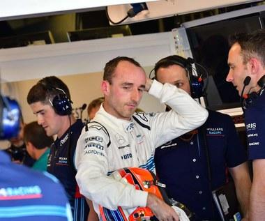 Formuła 1. Robert Kubica straci miejsce w Williamsie? Sensacyjne doniesienia