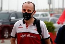 Formuła 1. Robert Kubica zajął 13. miejsce w pierwszym trening przed GP Bahrajnu