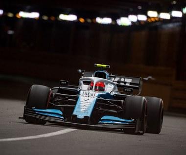 Formuła 1. Robert Kubica zajął 20. miejsce na drugim treningu przed GP Niemiec
