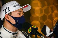 Formuła 1. Ross Brawn: Yuki Tsunoda to najlepszy debiutant od lat