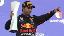 Formuła 1: Sergio Perez wygrywa w Baku