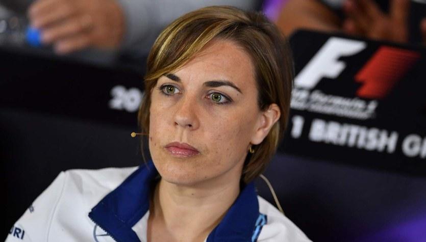 Formuła 1. Szefowa zespołu Williams grozi odejściem z F1