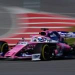 Formuła 1. Team Racing Point zaprezentował bolid na sezon 2020
