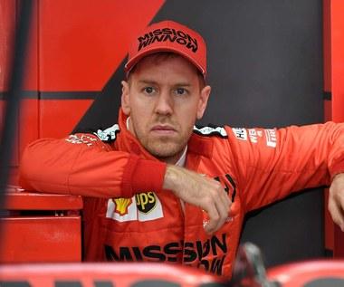 Formuła 1. Vettel i Ferrari - co dalej?