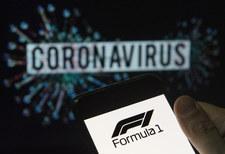 Formuła 1 wolna od koronawirusa