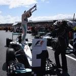 Formuła 1 - zwycięstwo Hamiltona w Grand Prix Wielkiej Brytanii