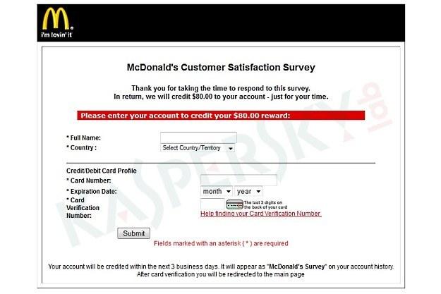 Formularz, w którym użytkownik jest proszony o podanie szczegółów karty kredytowej /materiały prasowe
