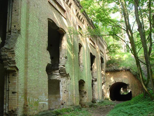 Fort Sarbinowo /Odkrywca