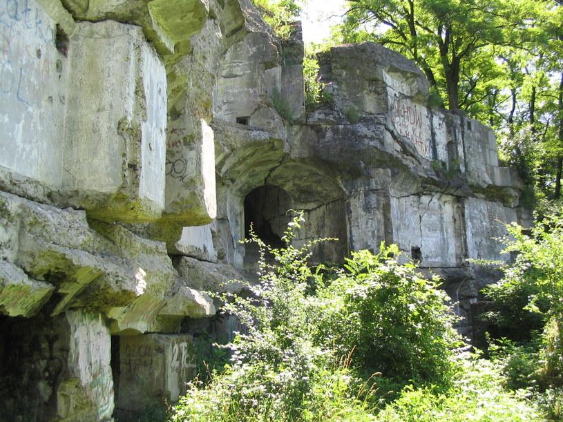 Fort XIII dziś /Wikimedia Commons /INTERIA.PL/materiały prasowe