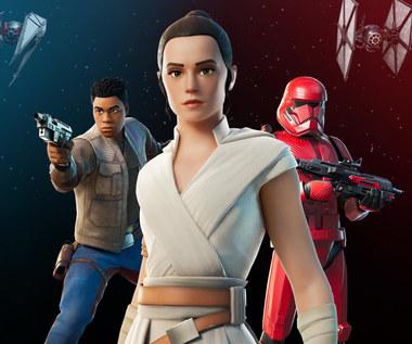 """Fortnite pokazało scenę z """"Gwiezdne wojny: Skywalker. Odrodzenie"""""""