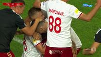 Fortuna 1 liga. GKS Tychy - ŁKS 1:1. Wszystkie bramki (POLSAT SPORT) Wideo