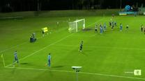 Fortuna 1 Liga. Górnik Polkowice - Puszcza Niepołomice 0-1. Zwycięska bramka. WIDEO (Polsat Sport)