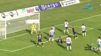 Fortuna 1 Liga. Zagłębie Sosnowiec - Podbeskidzie Bielsko-Biała 2-2. Gole. WIDEO (Polsat Sport)