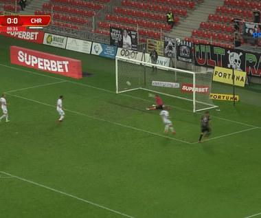 Fortuna I Liga. GKS Tychy - Chrobry Głogów 1-0. Gol Tomasa Malca (POLSAT SPORT). Wideo