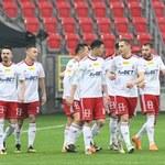 Fortuna I liga. ŁKS Łódź - GKS Tychy 0-3 w zaległym meczu 17. kolejki
