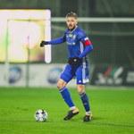 Fortuna I Liga. Szymon Matuszek ma świetny sezon. Tyle bramek jeszcze nie strzelił