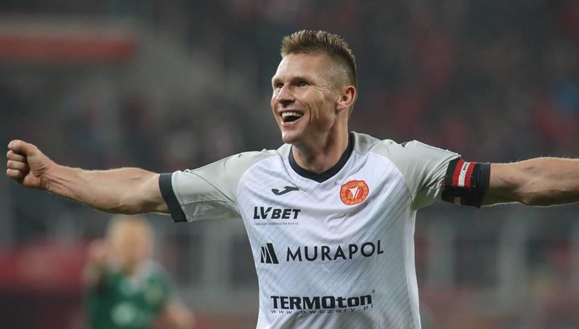 Fortuna I Liga: Widzew - Stomil 2-0. Pierwsze zwycięstwo łodzian. Stomil wciąż bez gola