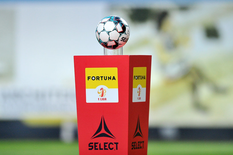 Fortuna I Liga /Krzysztof Porebski / PressFocus /Newspix