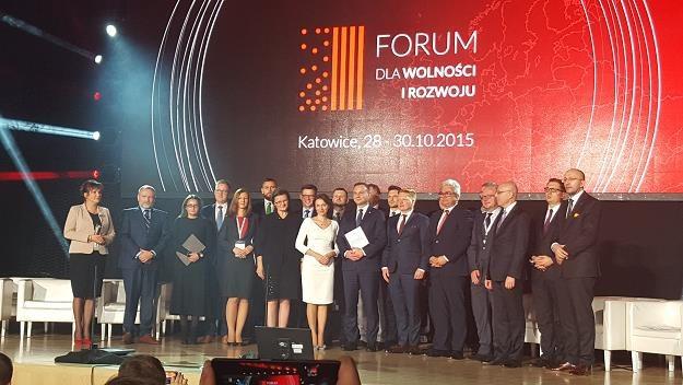 Forum dla Wolności i Rozwoju to pionierski w Polsce projekt obywatelski /fot. Bartosz Bednarz /INTERIA.PL