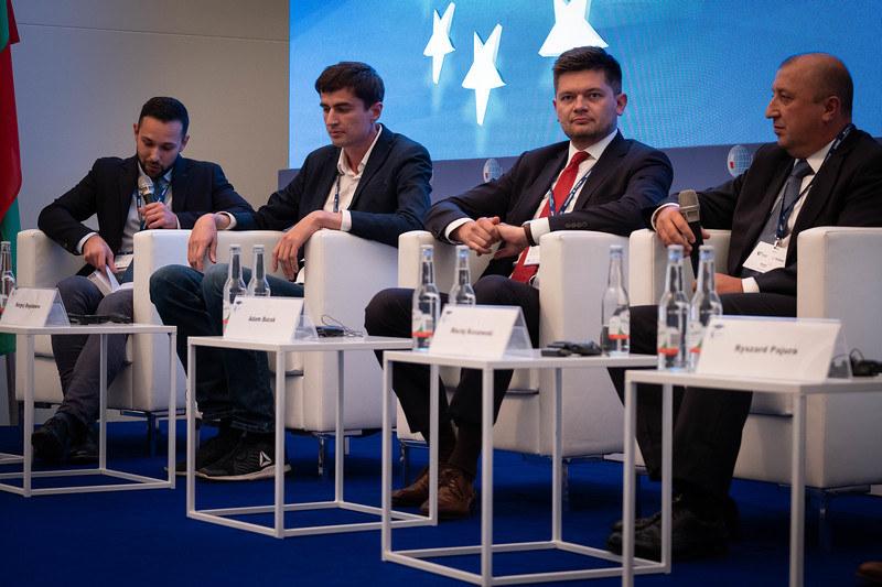 Forum Ekonomicze w Krynicy - panel dyskusyjny poświecony reklamie /INTERIA.PL