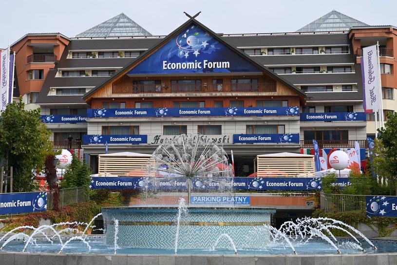 Forum Ekonomiczne w Karpaczu /Artur Barbarowski /East News