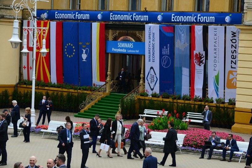 Forum Ekonomiczne w Krynicy. 2017 /Agencja FORUM