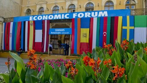 Forum Ekonomiczne w Krynicy, czyli rozmowy o bezpieczeństwie i gospodarce