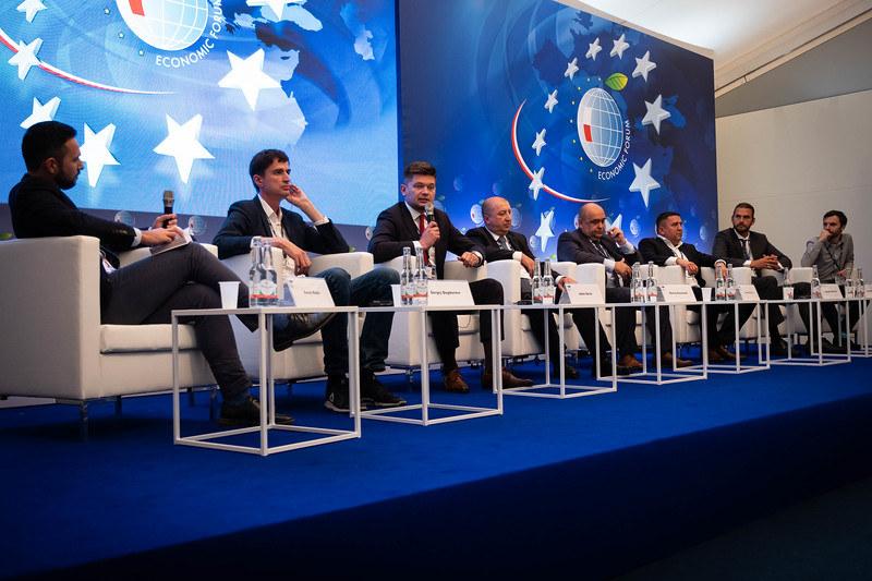 Forum Ekonomiczne w Krynicy- panel dyskusyjny poświecony reklamie