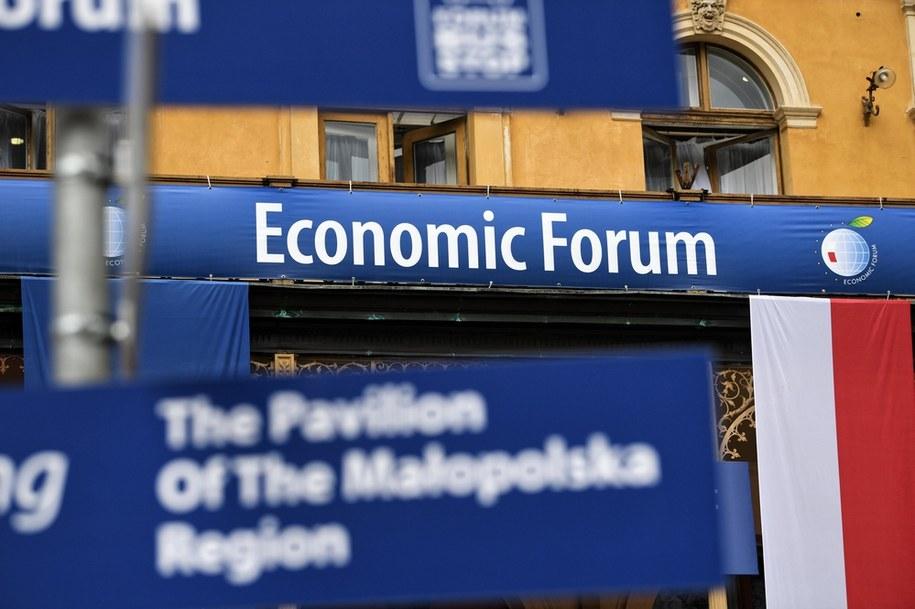 Forum Ekonomiczne w Krynicy-Zdroju (zdj. arch.) /Darek Delmanowicz /PAP