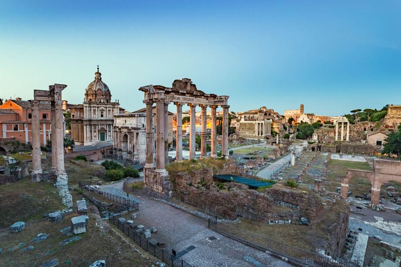 Forum Romanum /123RF/PICSEL