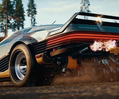 Forza Horizon 4: Quadra Turbo-R V-Tech nowym autem w grze