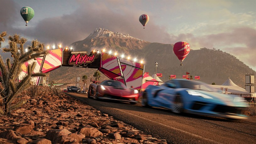 Forza Horizon 5 /materiały prasowe