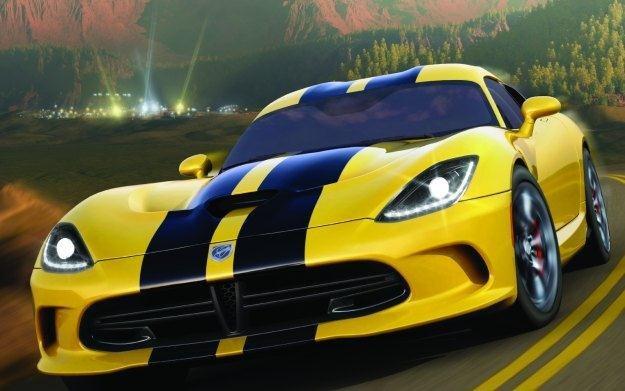Forza Horizon - motyw graficzny /