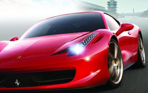 Forza Motorsport 4 - motyw graficzny /Informacja prasowa