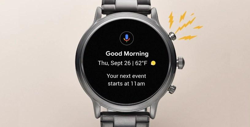 Fossil smartwatch Gen 5 /materiały prasowe