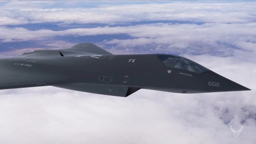 fot. Air Force Research Laboratory /materiał zewnętrzny