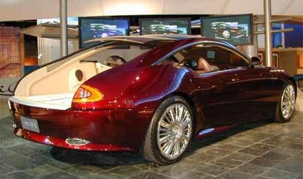 fot. CarDesignNews z Salonu Samochodowego w Detroit /INTERIA.PL