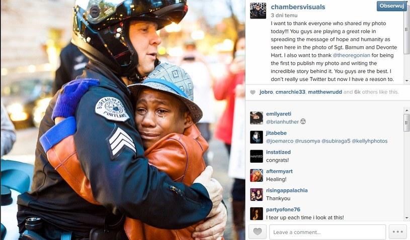 fot. chambersvisuals/Instagram /