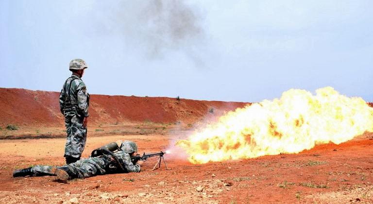 Fot. China Military Network /materiały prasowe