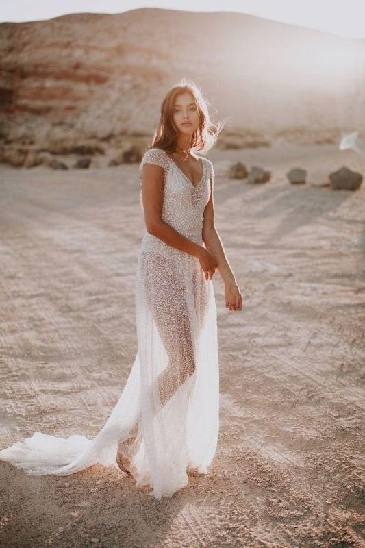 Fot. Emily Ragers/ model Sydney /Magazyn Wesele