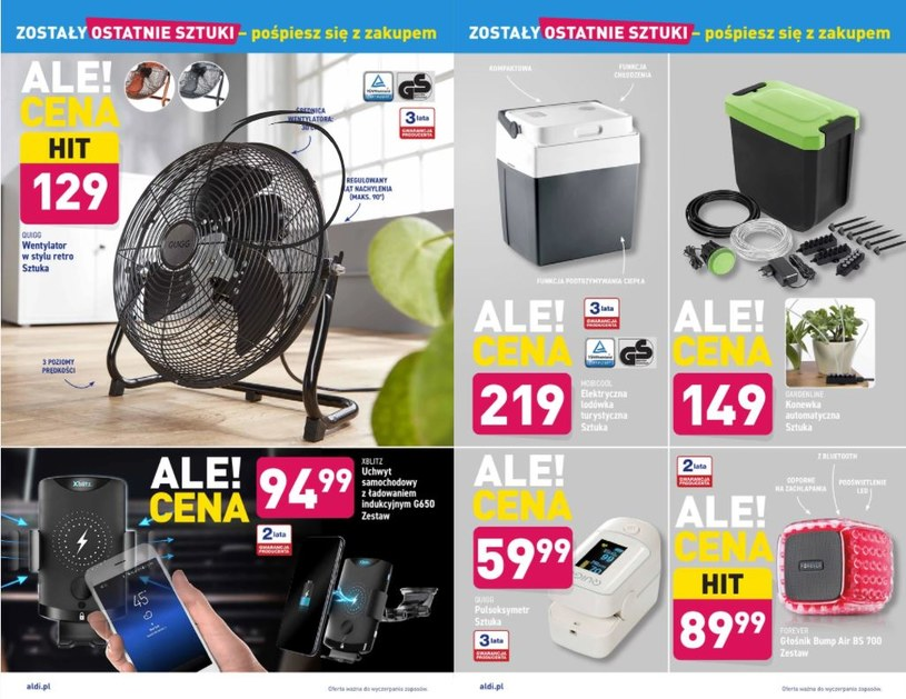 fot. gazetka promocyjna Aldi /ding.pl