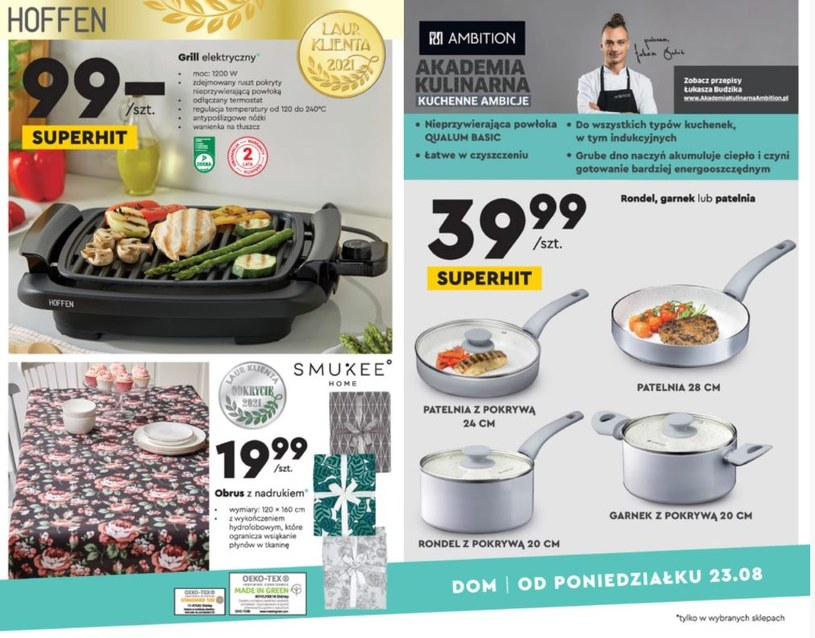 fot. gazetka promocyjna Biedronka /ding.pl