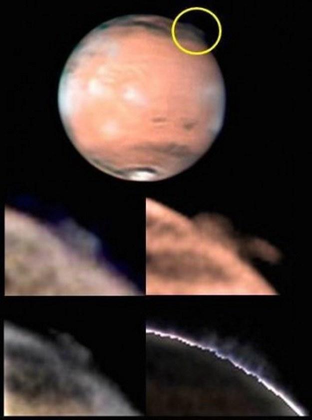 Fot. Grupo Ciencias Planetarias /materiały prasowe