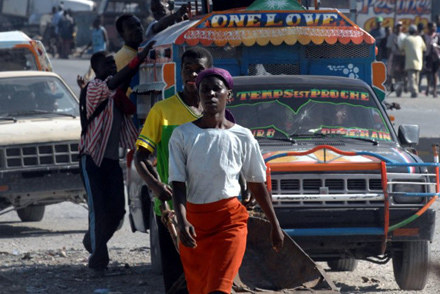 Fot. J.Jurecki (Port-au-Prince) /