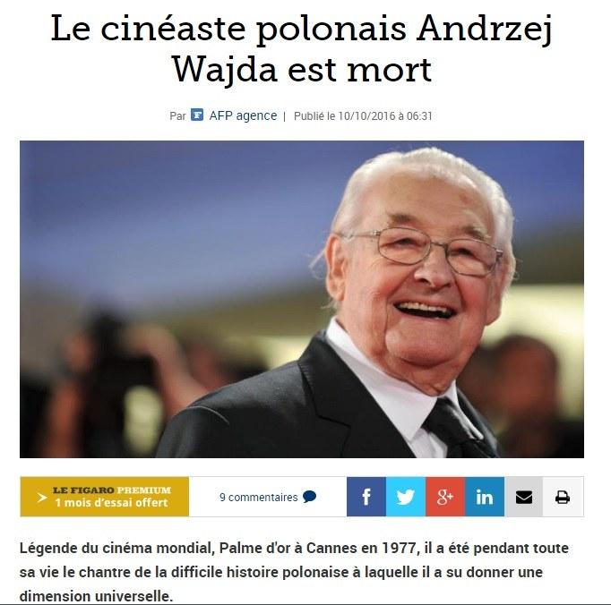 fot. Le Figaro /