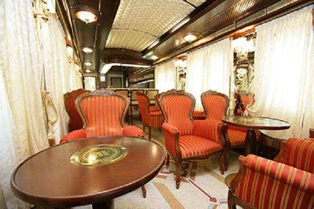 Fot. Luxury Train Club /