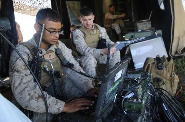 Fot. marines.mil/Cpl. Demetrius Morgan /materiały prasowe
